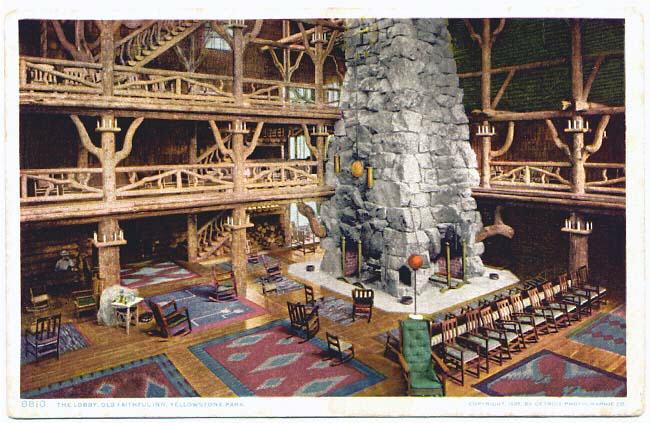 Old Faithful Inn History 2