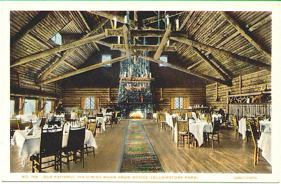 old faithful inn history 2